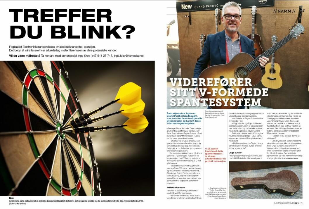 """Artikkelen ble første gang publisert i papirutgaven av fagbladet Elektronikkbransjen nr. 2/2019, som ble distribuert 10. april. <a href=""""http://www.mypaper.se/html5/customer/248/12428/?page=70"""" target=""""_blank"""" rel=""""noopener"""">Her kan du lese artikkelen</a> og bla gjennom digitalutgaven av bladet. Du kan lese alle utgaver av bladet digitalt, fra og med nr. 1/1937, på <a href=""""https://www.elektronikkbransjen.no/historiskarkiv"""" target=""""_blank"""" rel=""""noopener"""">elektronikkbransjen.no/historiskarkiv</a>."""