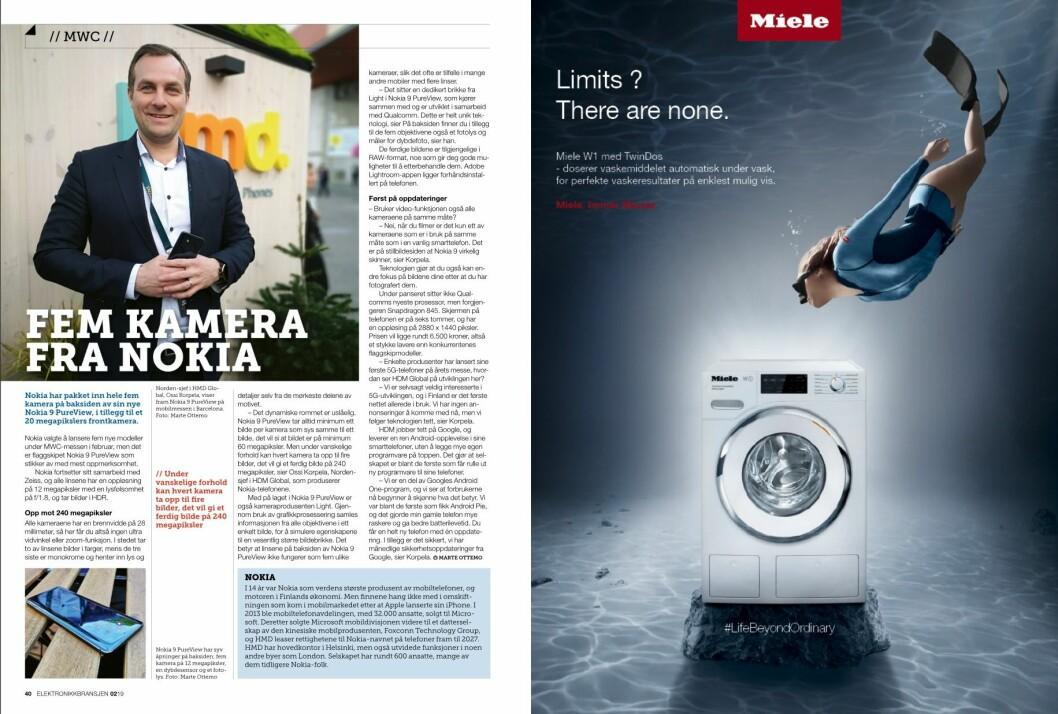 """Artikkelen ble første gang publisert i papirutgaven av fagbladet Elektronikkbransjen nr. 2/2019, som ble distribuert 10. april. <a href=""""http://www.mypaper.se/html5/customer/248/12428/?page=40"""" target=""""_blank"""" rel=""""noopener"""">Her kan du lese artikkelen</a> og bla gjennom digitalutgaven av bladet. Du kan lese alle utgaver av bladet digitalt, fra og med nr. 1/1937, på <a href=""""https://www.elektronikkbransjen.no/historiskarkiv"""" target=""""_blank"""" rel=""""noopener"""">elektronikkbransjen.no/historiskarkiv</a>."""