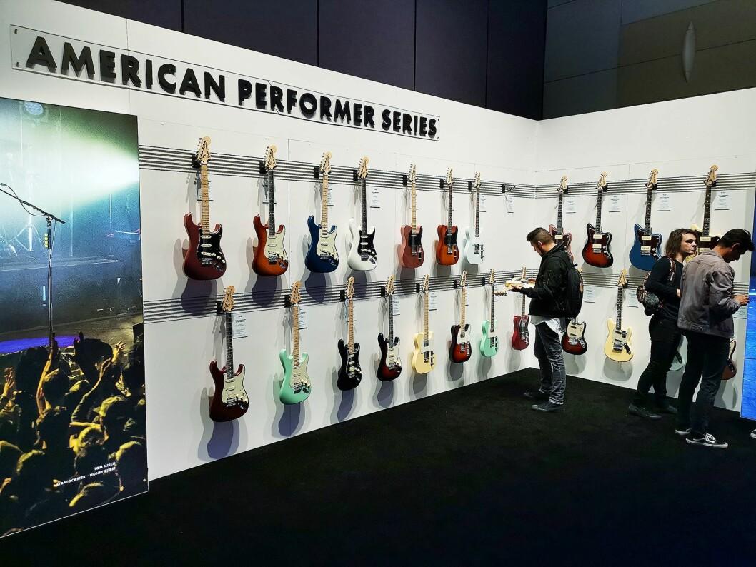 American Performer er en ny serie, som tar over etter American Special. Foto: Stian Sønsteng.