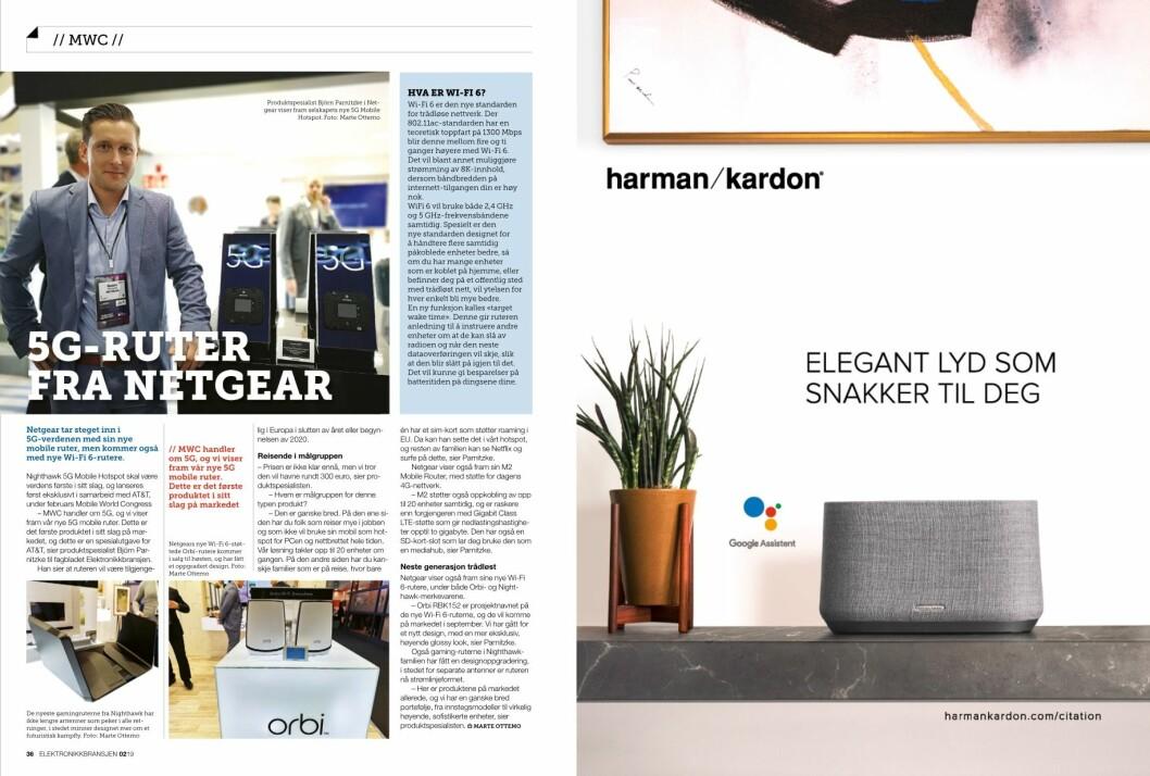 """Artikkelen ble første gang publisert i papirutgaven av fagbladet Elektronikkbransjen nr. 2/2019, som ble distribuert 10. april. <a href=""""http://www.mypaper.se/html5/customer/248/12428/?page=36"""" target=""""_blank"""" rel=""""noopener"""">Her kan du lese artikkelen</a> og bla gjennom digitalutgaven av bladet. Du kan lese alle utgaver av bladet digitalt, fra og med nr. 1/1937, på <a href=""""https://www.elektronikkbransjen.no/historiskarkiv"""" target=""""_blank"""" rel=""""noopener"""">elektronikkbransjen.no/historiskarkiv</a>."""
