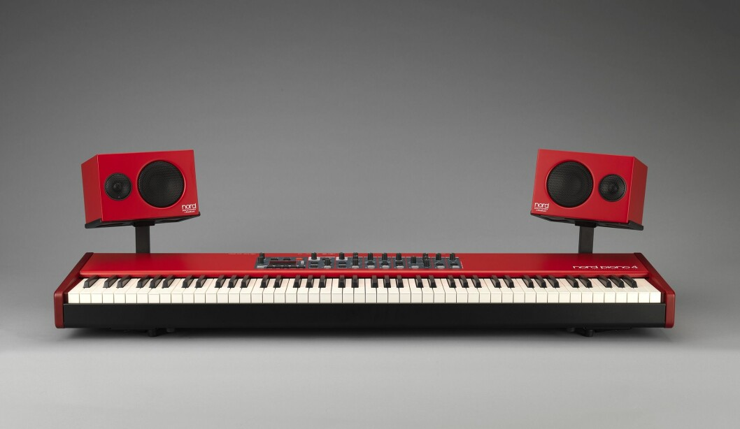 Nord Piano Monitor fra Audio Pro. Foto: Nord.