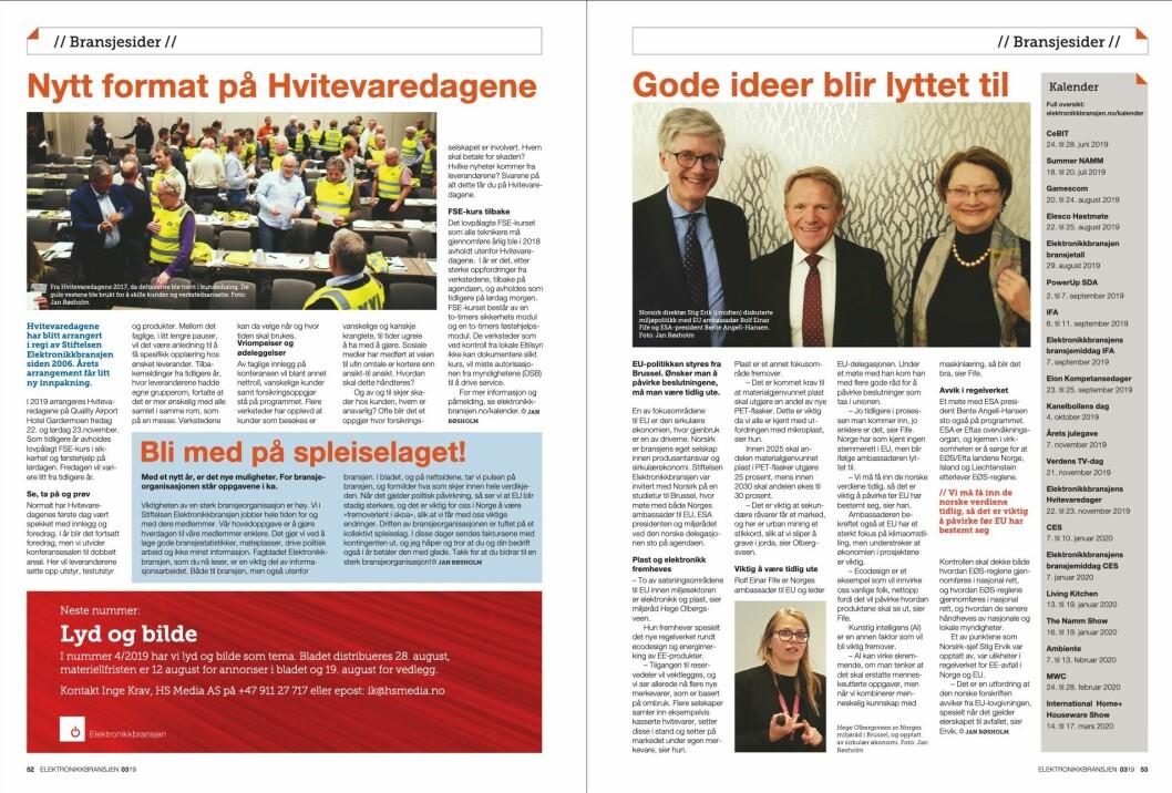 """Artikkelen ble første gang publisert i papirutgaven av fagbladet Elektronikkbransjen nr. 3/2019, som ble distribuert 13. juni. <a href=""""http://www.mypaper.se/html5/customer/248/12536/?page=52"""" target=""""_blank"""" rel=""""noopener"""">Her kan du lese artikkelen</a> og bla gjennom digitalutgaven av bladet. Du kan lese alle utgaver av bladet digitalt, fra og med nr. 1/1937, på <a href=""""https://www.elektronikkbransjen.no/historiskarkiv"""" target=""""_blank"""" rel=""""noopener"""">elektronikkbransjen.no/historiskarkiv</a>."""