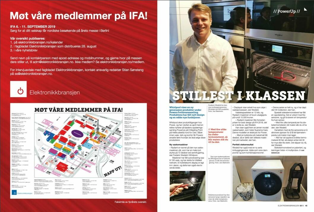 """Artikkelen ble første gang publisert i papirutgaven av fagbladet Elektronikkbransjen nr. 3/2019, som ble distribuert 13. juni. <a href=""""http://www.mypaper.se/html5/customer/248/12536/?page=44"""" target=""""_blank"""" rel=""""noopener"""">Her kan du lese artikkelen</a> og bla gjennom digitalutgaven av bladet. Du kan lese alle utgaver av bladet digitalt, fra og med nr. 1/1937, på <a href=""""https://www.elektronikkbransjen.no/historiskarkiv"""" target=""""_blank"""" rel=""""noopener"""">elektronikkbransjen.no/historiskarkiv</a>."""