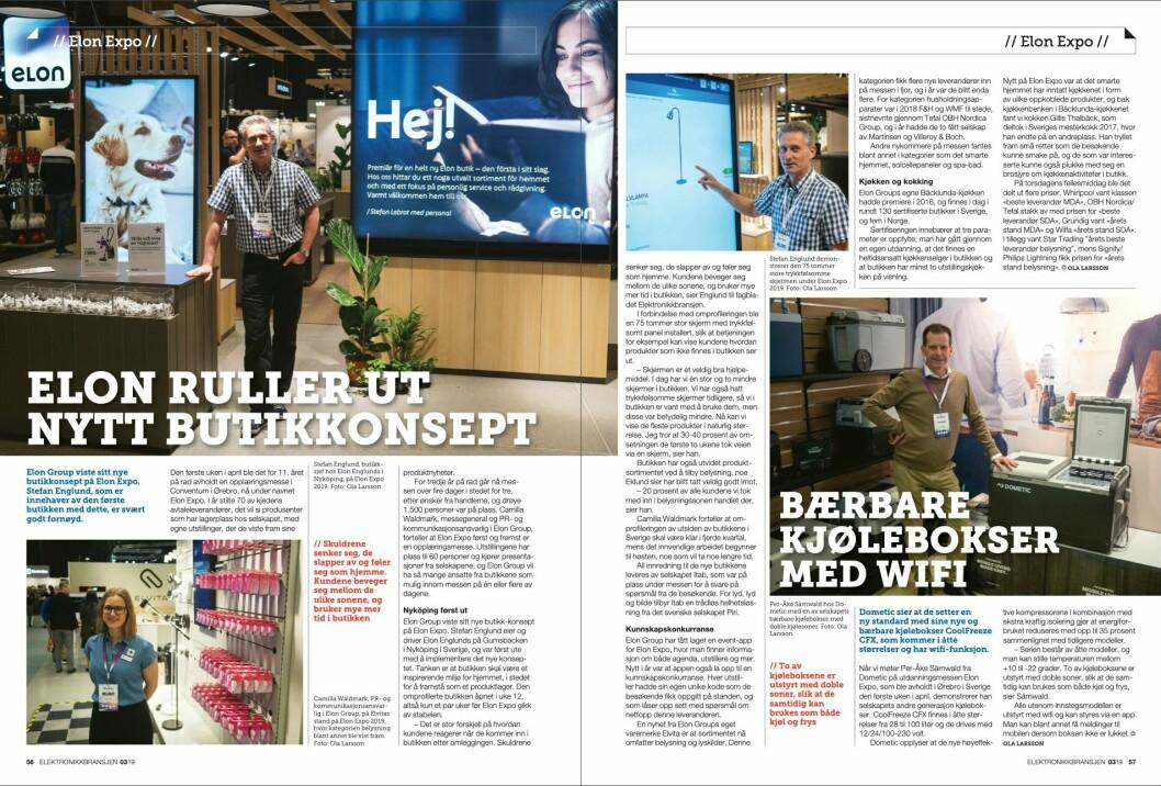 """Artikkelen ble første gang publisert i papirutgaven av fagbladet Elektronikkbransjen nr. 3/2019, som ble distribuert 13. juni. <a href=""""http://www.mypaper.se/html5/customer/248/12536/?page=56"""" target=""""_blank"""" rel=""""noopener"""">Her kan du lese artikkelen</a> og bla gjennom digitalutgaven av bladet. Du kan lese alle utgaver av bladet digitalt, fra og med nr. 1/1937, på <a href=""""https://www.elektronikkbransjen.no/historiskarkiv"""" target=""""_blank"""" rel=""""noopener"""">elektronikkbransjen.no/historiskarkiv</a>."""