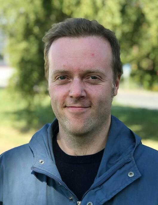 Morten Onsrud i Norsirk er kjemiker og materialteknolog med doktorgrad i batteriteknologi fra Norges teknisk-naturvitenskapelige universitet (NTNU). Foto: Norsirk.