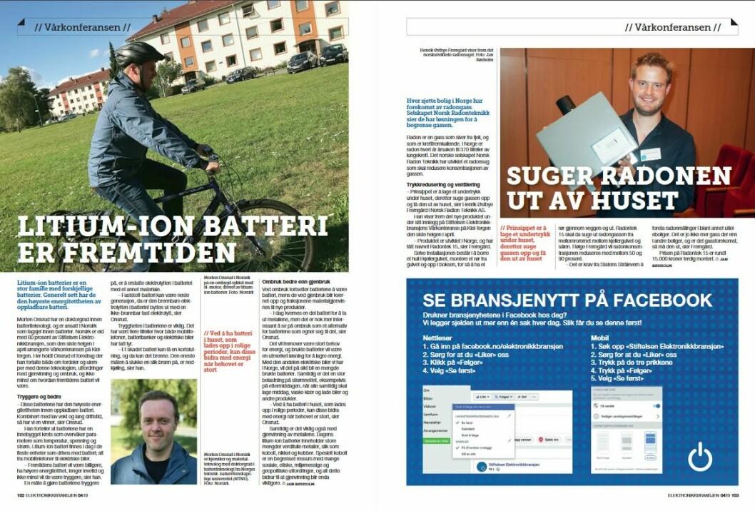 """Artikkelen ble første gang publisert i papirutgaven av fagbladet Elektronikkbransjen nr. 4/2019, som ble distribuert 28. august. <a href=""""http://www.mypaper.se/html5/customer/248/12568/?page=102"""" target=""""_blank"""" rel=""""noopener"""">Her kan du lese artikkelen</a> og bla gjennom digitalutgaven av bladet. Du kan lese alle utgaver av bladet digitalt, fra og med nr. 1/1937, på <a href=""""https://www.elektronikkbransjen.no/historiskarkiv"""" target=""""_blank"""" rel=""""noopener"""">elektronikkbransjen.no/historiskarkiv</a>."""