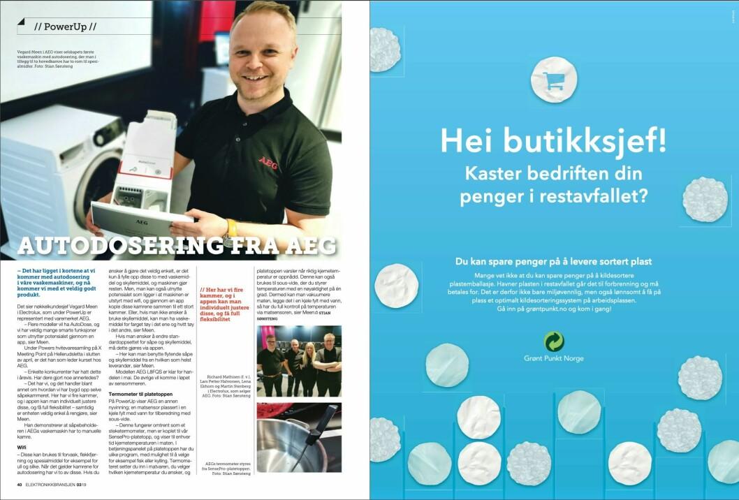 """Artikkelen ble første gang publisert i papirutgaven av fagbladet Elektronikkbransjen nr. 3/2019, som ble distribuert 13. juni. <a href=""""http://www.mypaper.se/html5/customer/248/12536/?page=40"""" target=""""_blank"""" rel=""""noopener"""">Her kan du lese artikkelen</a> og bla gjennom digitalutgaven av bladet. Du kan lese alle utgaver av bladet digitalt, fra og med nr. 1/1937, på <a href=""""https://www.elektronikkbransjen.no/historiskarkiv"""" target=""""_blank"""" rel=""""noopener"""">elektronikkbransjen.no/historiskarkiv</a>."""