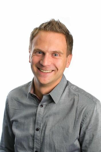 Magnus Askautrud er Coromatics salgssjef for datasenter. Foto: Coromatic.