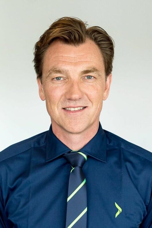 Konsernsjef Erik G. Sønsterud i Elkjøp Nordic. Foto: Elkjøp.