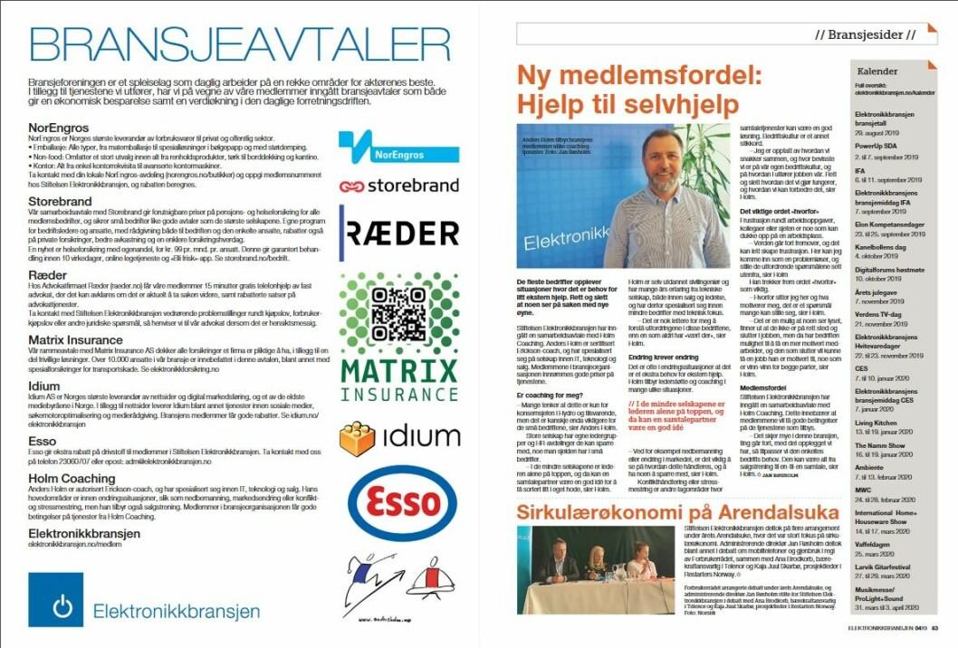 """Artikkelen ble første gang publisert i papirutgaven av fagbladet Elektronikkbransjen nr. 4/2019, som ble distribuert 28. august. <a href=""""http://www.mypaper.se/html5/customer/248/12568/?page=62"""" target=""""_blank"""" rel=""""noopener"""">Her kan du lese artikkelen</a> og bla gjennom digitalutgaven av bladet. Du kan lese alle utgaver av bladet digitalt, fra og med nr. 1/1937, på <a href=""""https://www.elektronikkbransjen.no/historiskarkiv"""" target=""""_blank"""" rel=""""noopener"""">elektronikkbransjen.no/historiskarkiv</a>."""