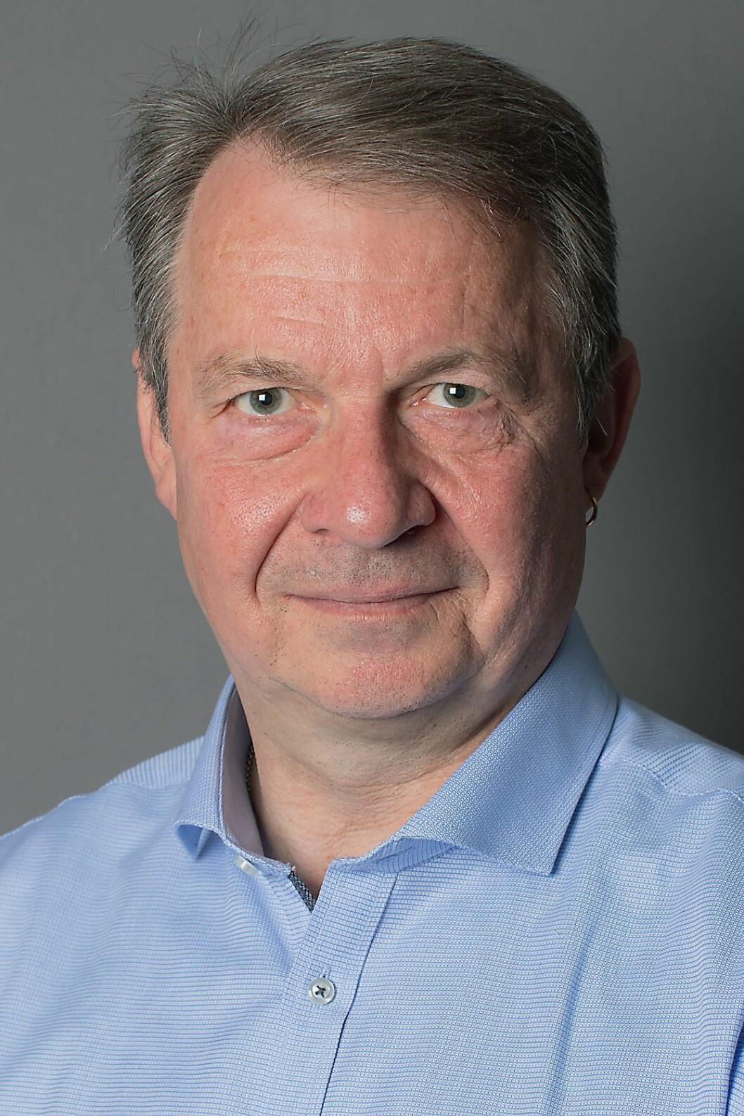 Julian Simpson er ny Shure-mann i Norden. Foto: Shure.