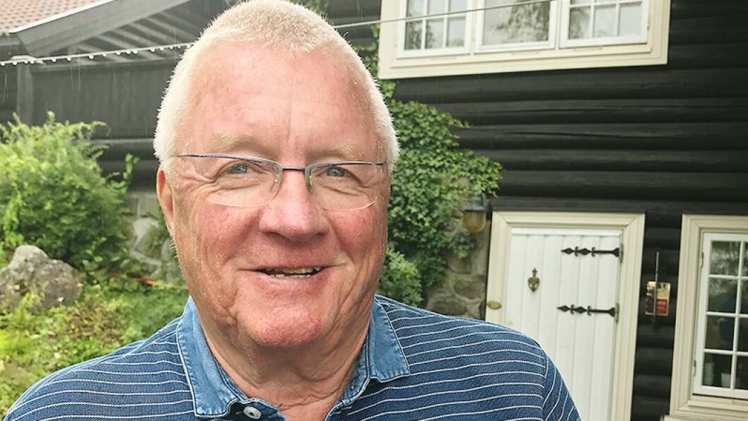 Jan Astor Alm er etableringskonsulent i Sport 1 Gruppen AS. Foto: Sport 1