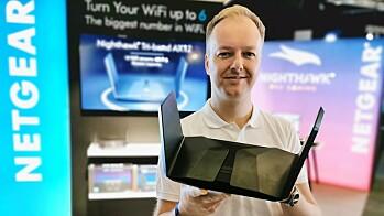 WI-FI 6 FOR TINGENES INTERNETT
