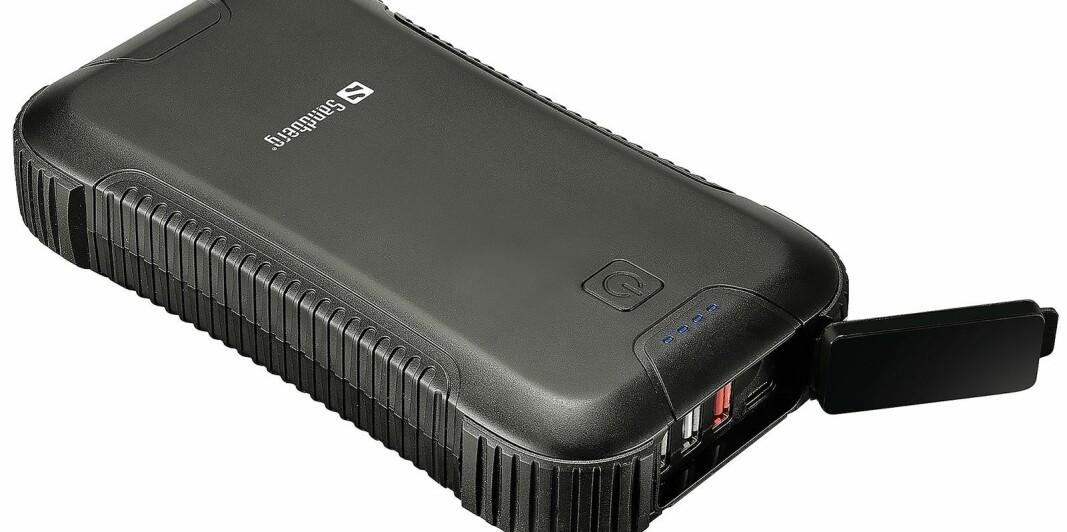 Sandberg Survivor 30000 PD45W