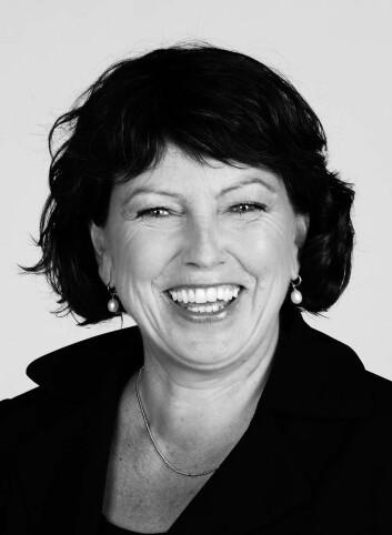 Kristin Ruud, Generalsekretær i Seniornett.