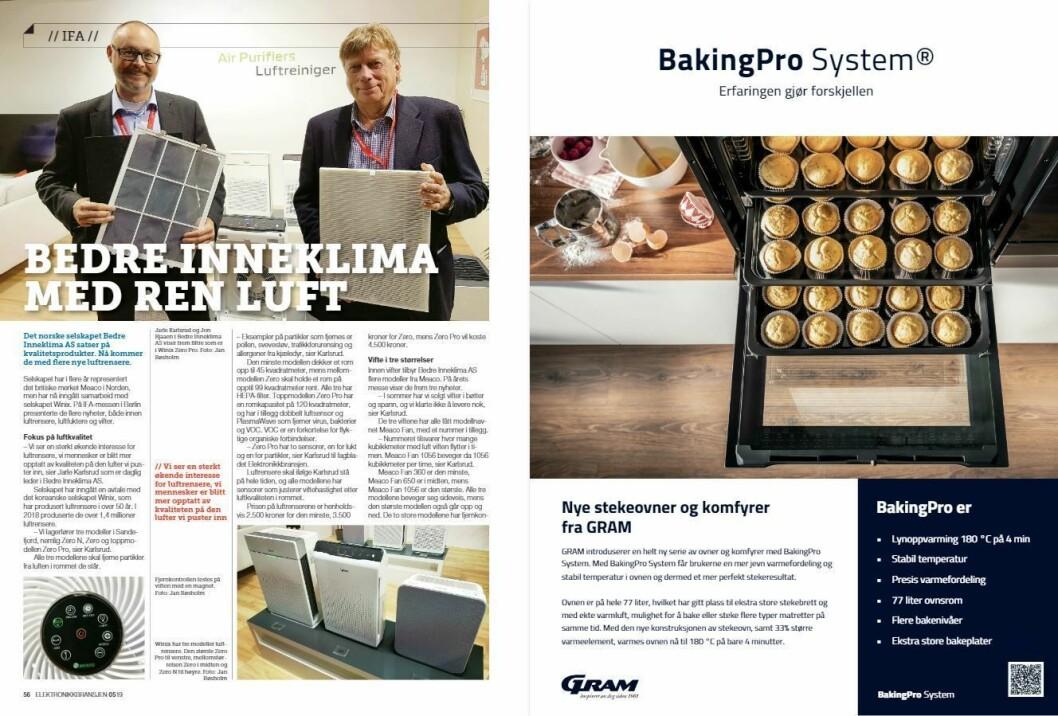 """Artikkelen ble første gang publisert i papirutgaven av fagbladet Elektronikkbransjen nr. 5/2019, som ble distribuert 9. oktober. <a href=""""http://www.mypaper.se/html5/customer/248/12614/?page=56"""" target=""""_blank"""" rel=""""noopener"""">Her kan du lese artikkelen</a> og bla gjennom digitalutgaven av bladet. Du kan lese alle utgaver av bladet digitalt, fra og med nr. 1/1937, på <a href=""""https://www.elektronikkbransjen.no/historiskarkiv"""" target=""""_blank"""" rel=""""noopener"""">elektronikkbransjen.no/historiskarkiv</a>."""