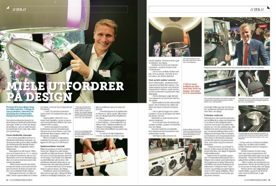 """Artikkelen ble første gang publisert i papirutgaven av fagbladet Elektronikkbransjen nr. 5/2019, som ble distribuert 9. oktober. <a href=""""http://www.mypaper.se/html5/customer/248/12614/?page=62"""" target=""""_blank"""" rel=""""noopener"""">Her kan du lese artikkelen</a> og bla gjennom digitalutgaven av bladet. Du kan lese alle utgaver av bladet digitalt, fra og med nr. 1/1937, på <a href=""""https://www.elektronikkbransjen.no/historiskarkiv"""" target=""""_blank"""" rel=""""noopener"""">elektronikkbransjen.no/historiskarkiv</a>."""
