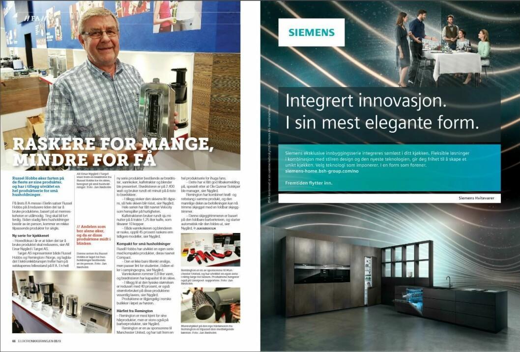 """Artikkelen ble første gang publisert i papirutgaven av fagbladet Elektronikkbransjen nr. 5/2019, som ble distribuert 9. oktober. <a href=""""http://www.mypaper.se/html5/customer/248/12614/?page=66"""" target=""""_blank"""" rel=""""noopener"""">Her kan du lese artikkelen</a> og bla gjennom digitalutgaven av bladet. Du kan lese alle utgaver av bladet digitalt, fra og med nr. 1/1937, på <a href=""""https://www.elektronikkbransjen.no/historiskarkiv"""" target=""""_blank"""" rel=""""noopener"""">elektronikkbransjen.no/historiskarkiv</a>."""
