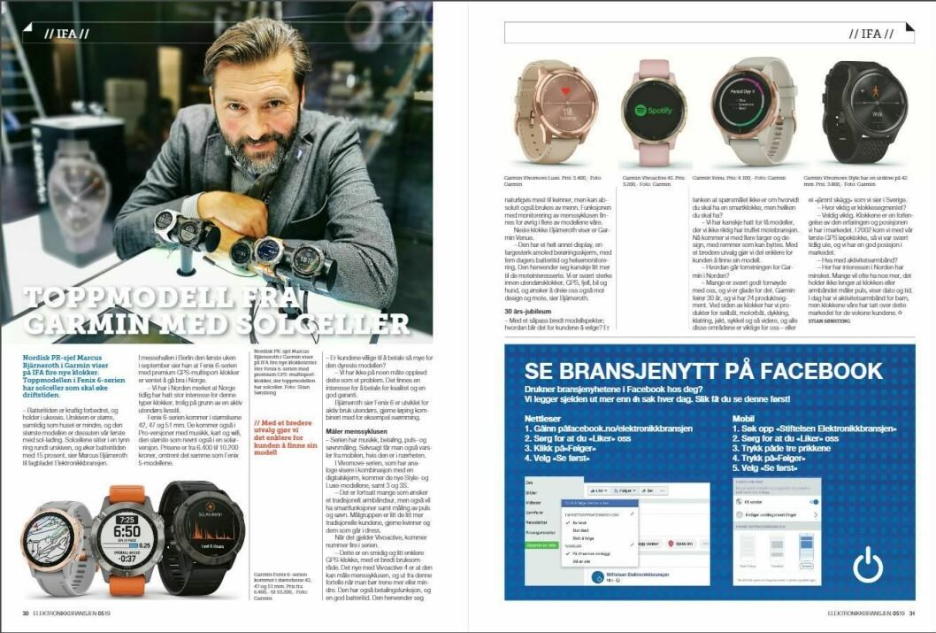 """Artikkelen ble første gang publisert i papirutgaven av fagbladet Elektronikkbransjen nr. 5/2019, som ble distribuert 9. oktober. <a href=""""http://www.mypaper.se/html5/customer/248/12614/?page=30"""" target=""""_blank"""" rel=""""noopener"""">Her kan du lese artikkelen</a> og bla gjennom digitalutgaven av bladet. Du kan lese alle utgaver av bladet digitalt, fra og med nr. 1/1937, på <a href=""""https://www.elektronikkbransjen.no/historiskarkiv"""" target=""""_blank"""" rel=""""noopener"""">elektronikkbransjen.no/historiskarkiv</a>."""