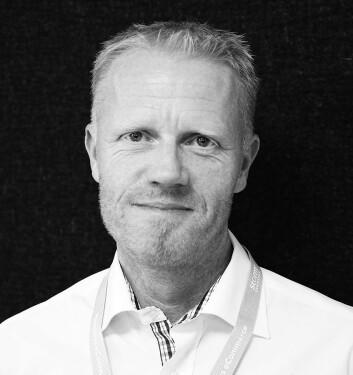 John Olav Olsen, betalings- og teknologi-entusiast, Vipps.