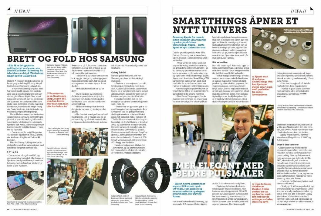 """Artikkelen ble første gang publisert i papirutgaven av fagbladet Elektronikkbransjen nr. 5/2019, som ble distribuert 9. oktober. <a href=""""http://www.mypaper.se/html5/customer/248/12614/?page=64"""" target=""""_blank"""" rel=""""noopener"""">Her kan du lese artikkelen</a> og bla gjennom digitalutgaven av bladet. Du kan lese alle utgaver av bladet digitalt, fra og med nr. 1/1937, på <a href=""""https://www.elektronikkbransjen.no/historiskarkiv"""" target=""""_blank"""" rel=""""noopener"""">elektronikkbransjen.no/historiskarkiv</a>."""