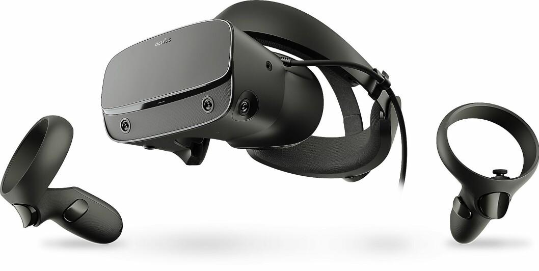 Finalist: Oculus Rift S. Foto: Oculus Rift.