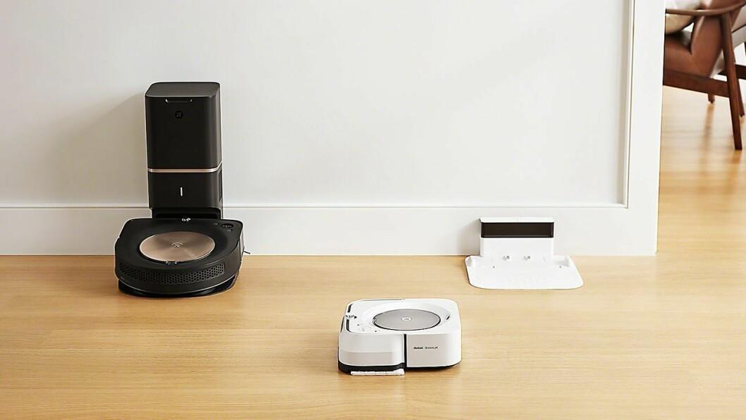 Finalist: iRobot Roomba s9+. Foto: Witt.