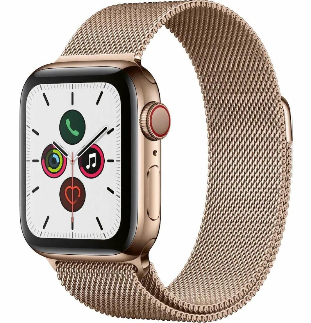 Finalist: Apple Watch 5. Foto: Apple.