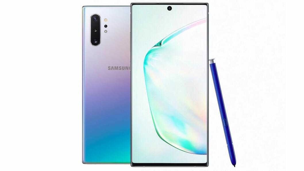 Finalist: Samsung Galaxy Note 10+. Foto: Samsung.