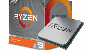 ÅRETS DATAPRODUKT: AMD RYZEN 9 3900X