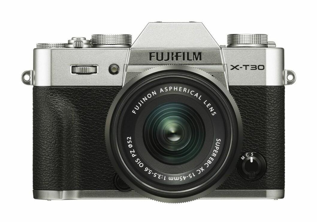 Finalist: Fujifilm X-T30. Foto: Fujifilm.