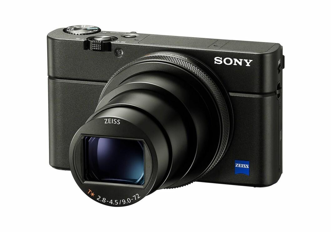 Finalist: Sony DSC-RX100 VII. Foto: Sony.
