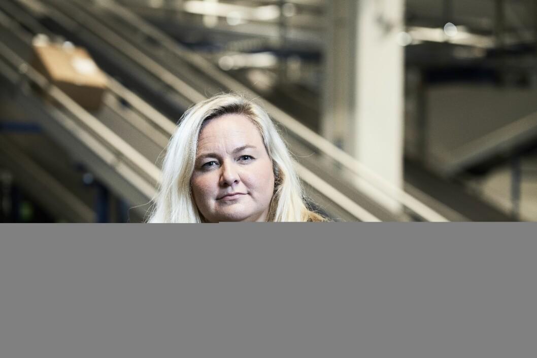 Kristin Hovland, kommunikasjonssjef i Komplett. Foto: Komplett.