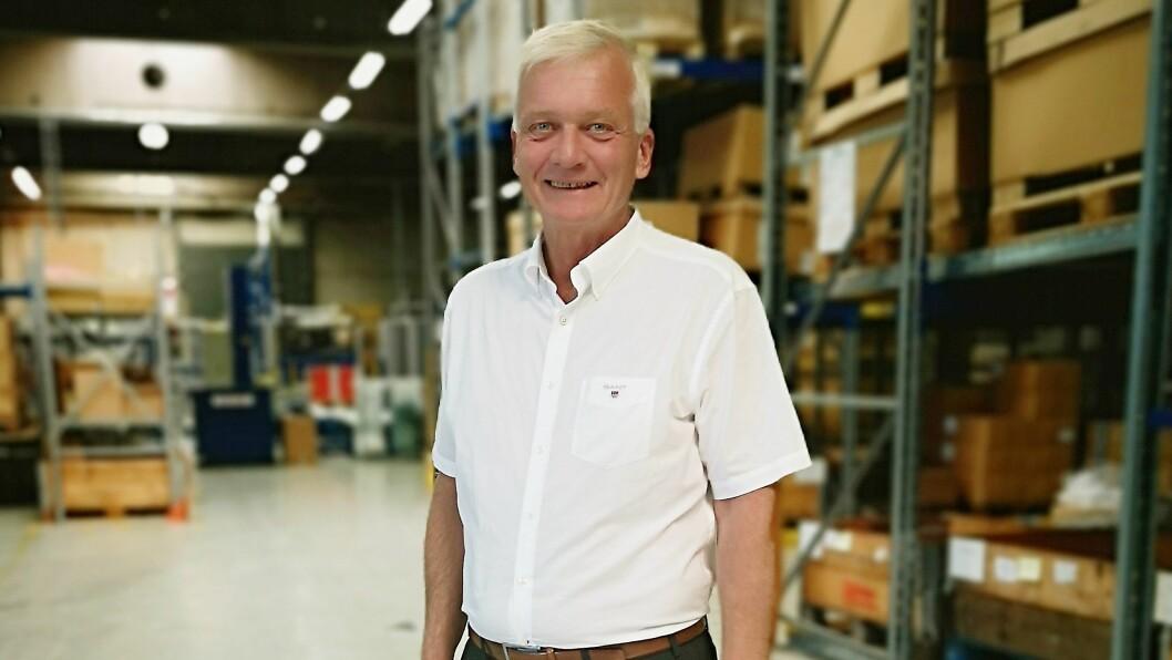 Administrerende direktør i Beha, Robert Ringstad, har inngått selskapets hittil største enkeltkontrakt. Foto: Beha