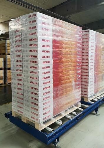Med ny strategi kommer Beha til å øke satsingen på OEM-produksjon av ovnene sine. Foto: Beha.