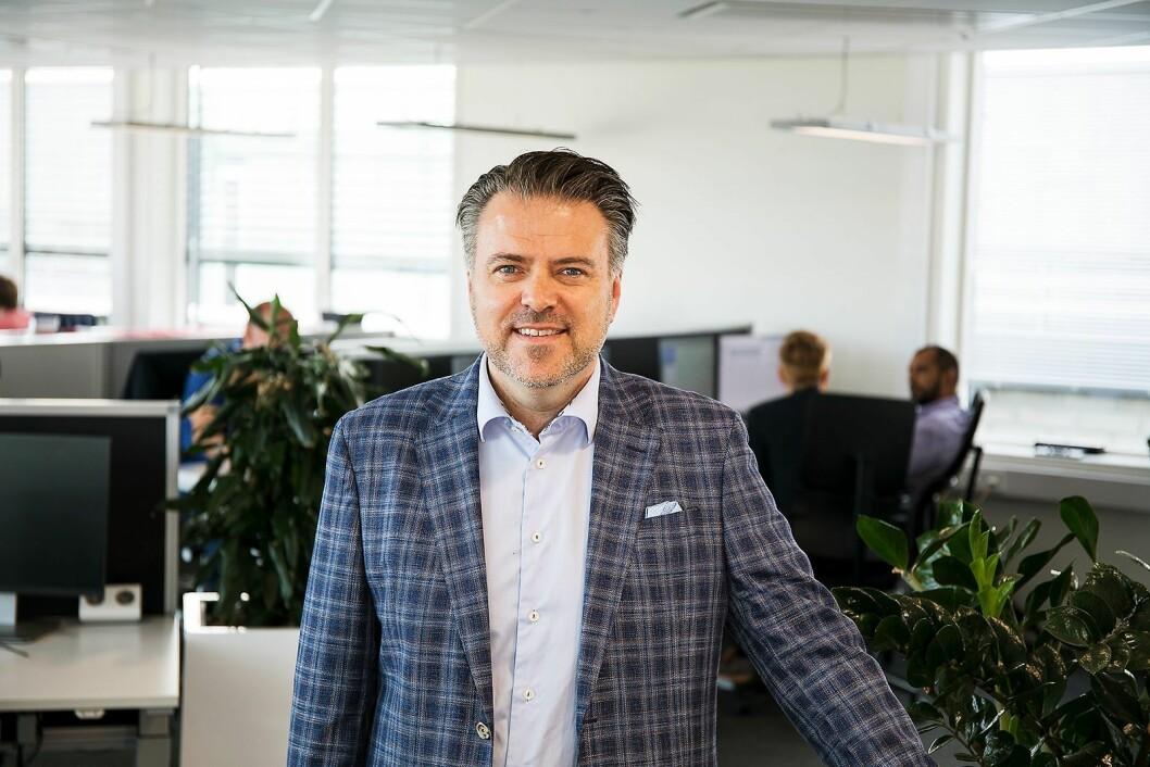 Norgessjef i Dell Technologies, Geir Rostadmo-Strømme. Foto: Dell