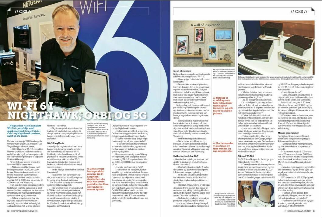 """Artikkelen ble første gang publisert i papirutgaven av fagbladet Elektronikkbransjen nr. 1/2020, som ble distribuert 13. februar. <a href=""""https://www.mypaper.se/html5/customer/248/12757/?page=30"""" target=""""_blank"""" rel=""""noopener"""">Her kan du lese artikkelen</a> og bla gjennom digitalutgaven av bladet. Du kan lese alle utgaver av bladet digitalt, fra og med nr. 1/1937, på <a href=""""https://www.elektronikkbransjen.no/historiskarkiv"""" target=""""_blank"""" rel=""""noopener"""">elektronikkbransjen.no/historiskarkiv</a>."""