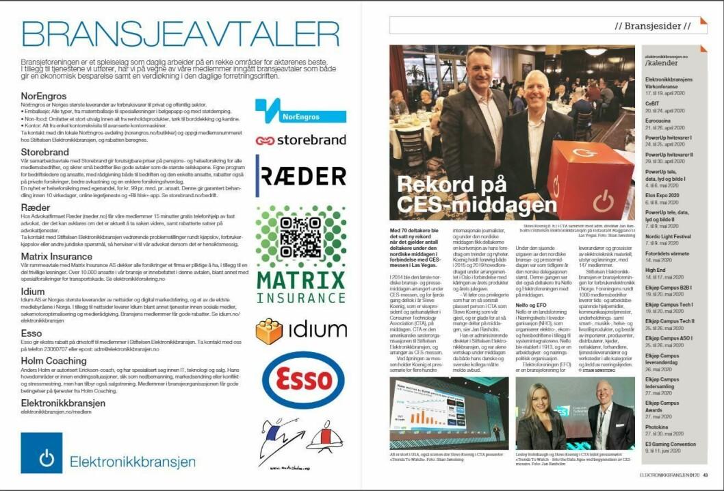 """Artikkelen ble første gang publisert i papirutgaven av fagbladet Elektronikkbransjen nr. 1/2020, som ble distribuert 13. februar. <a href=""""https://www.mypaper.se/html5/customer/248/12757/?page=42"""" target=""""_blank"""" rel=""""noopener"""">Her kan du lese artikkelen</a> og bla gjennom digitalutgaven av bladet. Du kan lese alle utgaver av bladet digitalt, fra og med nr. 1/1937, på <a href=""""https://www.elektronikkbransjen.no/historiskarkiv"""" target=""""_blank"""" rel=""""noopener"""">elektronikkbransjen.no/historiskarkiv</a>."""