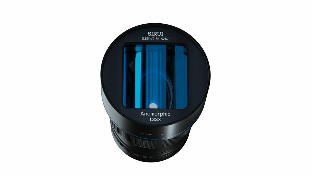 Sirui anamorf 50mm f/1.8 1.33x