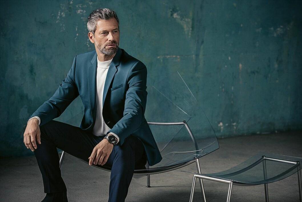 Sportsklokke-produsenten Garmin har tatt steget inn i luksussegmentet med sine Marq-klokker. Foto: Garmin.