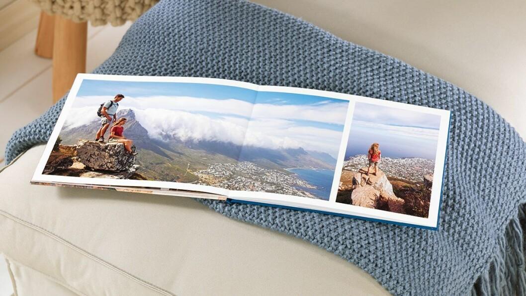 Nordmenn lagde og kjøpte 267.000 fotobøker i 2019, en vekst på ti prosent. Foto: Japan Photo