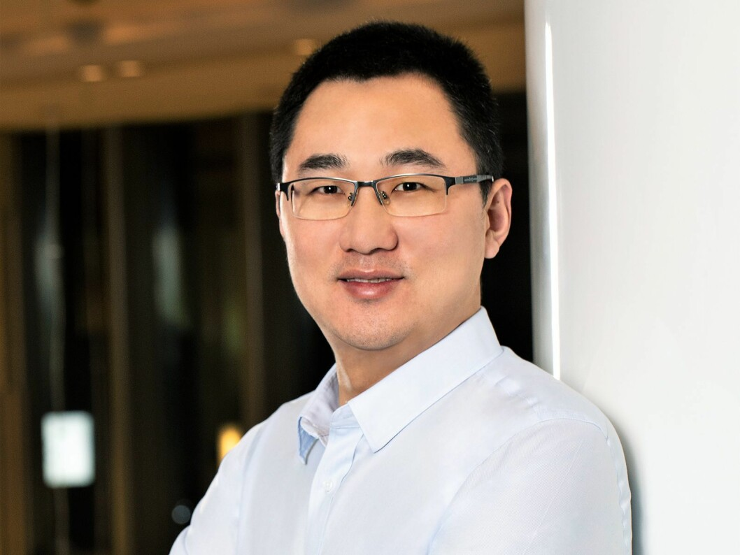 Tony Chen er Xiaomi-sjef for Sentral- og Øst-Europa, Norden og Baltikum. Foto: Xiaomi.