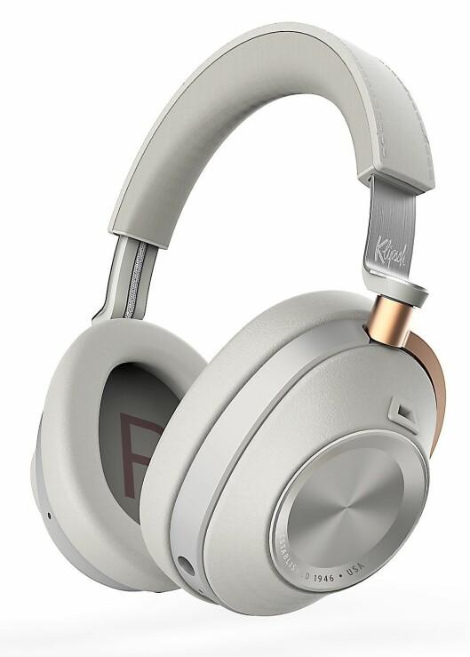 Klipsch Over Ear ANC hodetelefon har inntil 30 timers batteritid. Foto: Klipsch.