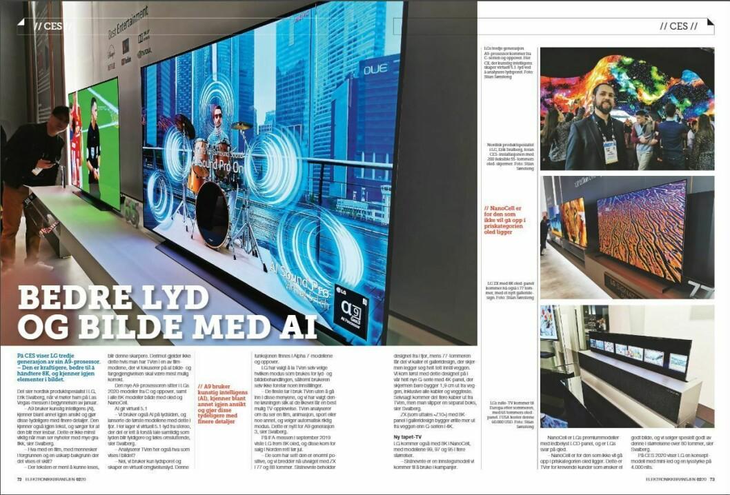 """Artikkelen ble første gang publisert i papirutgaven av fagbladet Elektronikkbransjen nr. 2/2020, som ble distribuert 14. april. <a href=""""https://www.mypaper.se/html5/customer/248/12832/?page=72"""" target=""""_blank"""" rel=""""noopener"""">Her kan du lese artikkelen</a> og bla gjennom digitalutgaven av bladet. Du kan lese alle utgaver av bladet digitalt, fra og med nr. 1/1937, på <a href=""""https://www.elektronikkbransjen.no/historiskarkiv"""" target=""""_blank"""" rel=""""noopener"""">elektronikkbransjen.no/historiskarkiv</a>."""