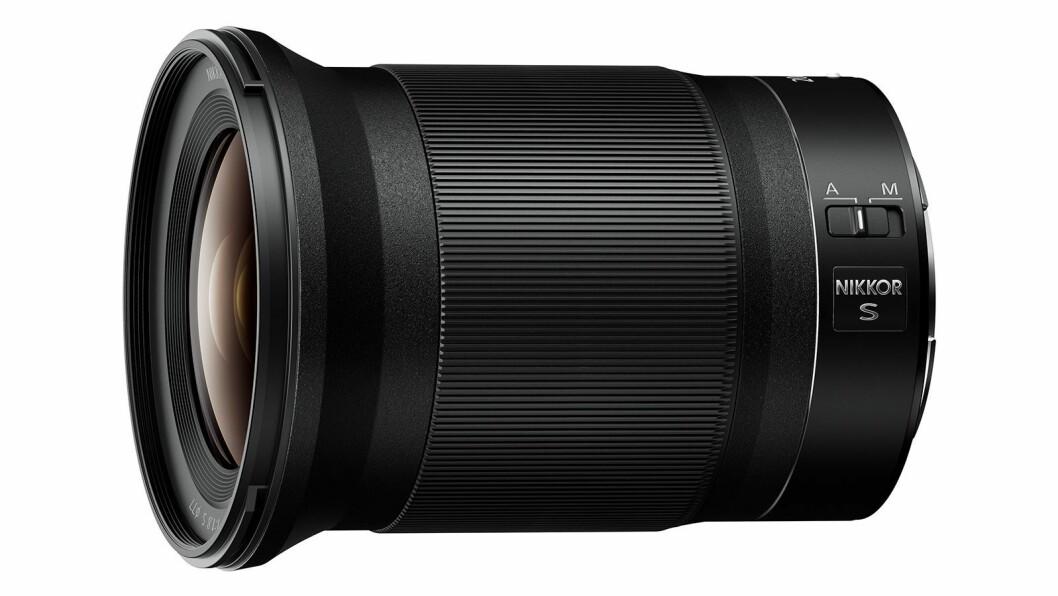 NIKKOR Z 20mm f/1.8 S