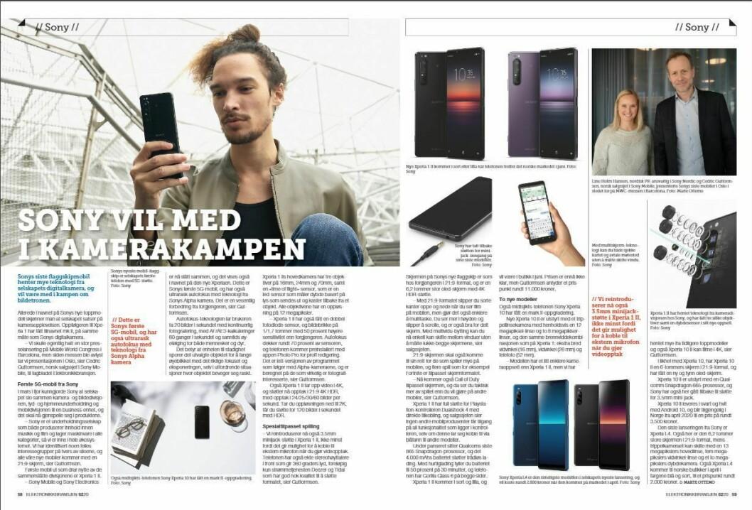 """Artikkelen ble første gang publisert i papirutgaven av fagbladet Elektronikkbransjen nr. 2/2020, som ble distribuert 14. april. <a href=""""https://www.mypaper.se/html5/customer/248/12832/?page=58"""" target=""""_blank"""" rel=""""noopener"""">Her kan du lese artikkelen</a> og bla gjennom digitalutgaven av bladet. Du kan lese alle utgaver av bladet digitalt, fra og med nr. 1/1937, på <a href=""""https://www.elektronikkbransjen.no/historiskarkiv"""" target=""""_blank"""" rel=""""noopener"""">elektronikkbransjen.no/historiskarkiv</a>."""