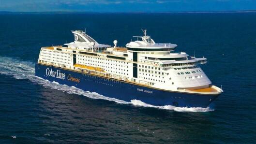Vårkonferansen skulle blitt arrangert på Kiel-båten til Color Line 17. til 19. april. Foto: Color Line.
