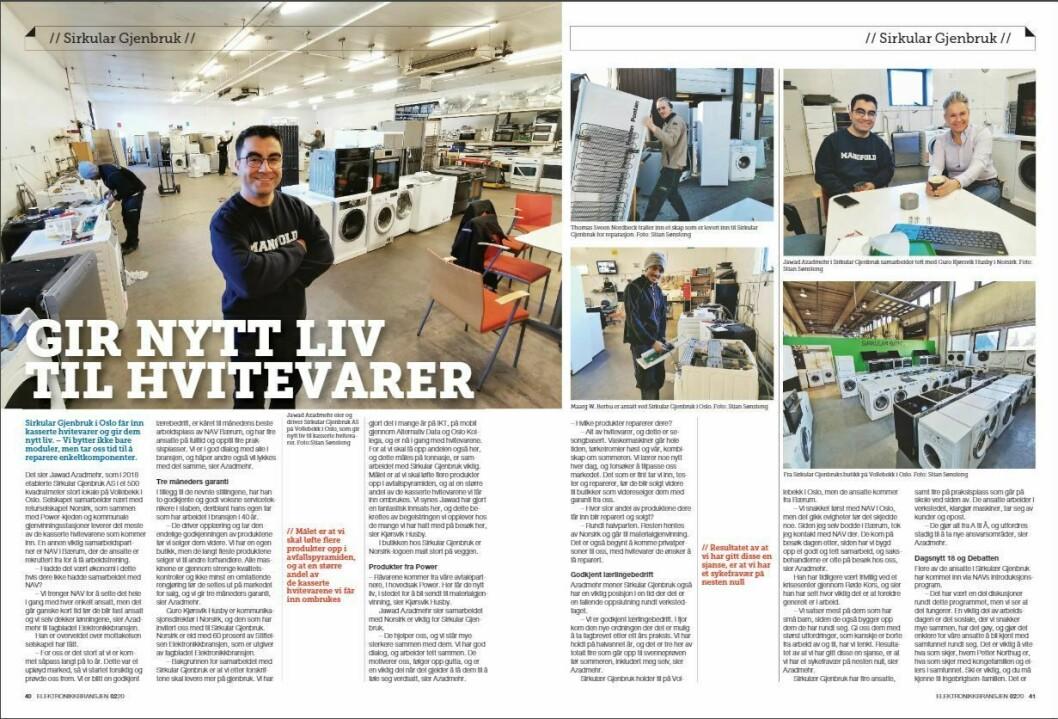 """Artikkelen ble første gang publisert i papirutgaven av fagbladet Elektronikkbransjen nr. 2/2020, som ble distribuert 14. april. <a href=""""https://www.mypaper.se/html5/customer/248/12832/?page=40"""" target=""""_blank"""" rel=""""noopener"""">Her kan du lese artikkelen</a> og bla gjennom digitalutgaven av bladet. Du kan lese alle utgaver av bladet digitalt, fra og med nr. 1/1937, på <a href=""""https://www.elektronikkbransjen.no/historiskarkiv"""" target=""""_blank"""" rel=""""noopener"""">elektronikkbransjen.no/historiskarkiv</a>."""