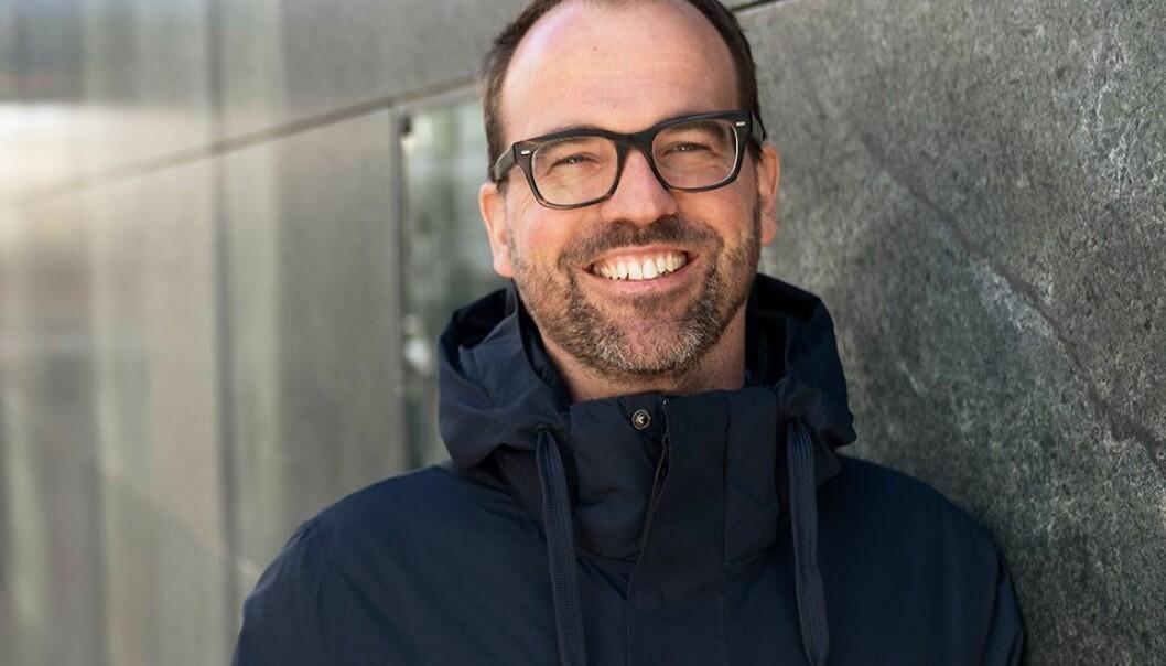 Administrerende direktør Jörn Viefhues i SodaStream Nordics. Foto: SodaStream.