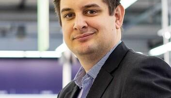 Fredrik Tønnesen er administrerende direktør i Elkjøp Norge. Foto: Elkjøp.